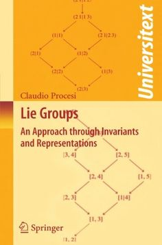 Lie groups : an approach through invariants and representations / Claudio Procesi