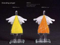 Standing angel 16 cm