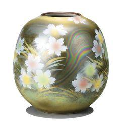 Kutani Vase  JAPAN*