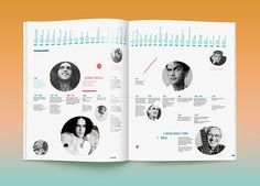 Editorial - Caetano Veloso on Behance