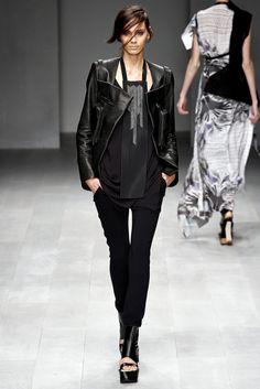Fashion Fringe Spring 2013  (Haizhen Wang)