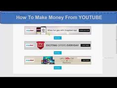 HOW To make money online easy hacking tips&tricks: How to make money online on youtube and others areas..... Plz watch and earn lots of…