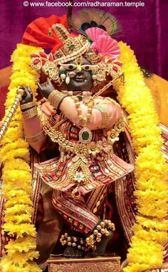 Vrindavan dihari Om Namah Shivaya, Lord Jagannath, Radha Krishna Wallpaper, Blue Balloons, Goddess Lakshmi, Hindu Deities, God Pictures, Hare Krishna, India