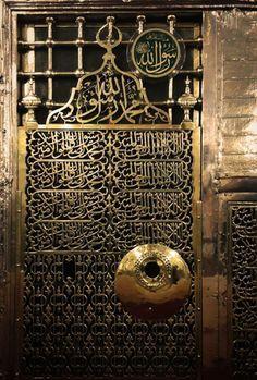 Rooza e Mubarak of Nabi Sal Allah Aleh Wasalam Islamic Images, Islamic Pictures, Islamic Art, Al Masjid An Nabawi, Masjid Al Haram, Medina Mosque, Mecca Kaaba, Mekkah, Beautiful Mosques