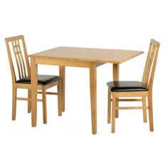 Vienna Drop Leaf Dining Set for Two