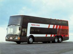 Mitsubishi Fuso Aero King P-MU515TA '1984–????