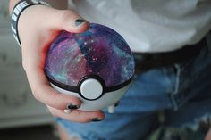 Galaxy Pokeball