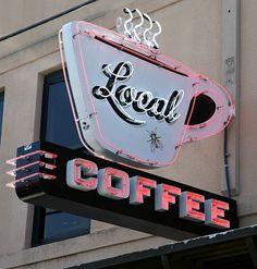 Local Coffee - San Antonio ☕