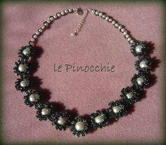 Le Pinocchie: Collana di Fiori