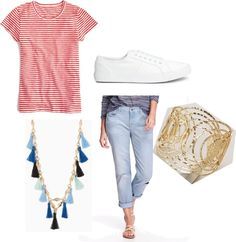 3 Perfectly Pretty Patriotic Outfits via mybowsandclothes.blogspot.com #patriotic #outfits #independenceday