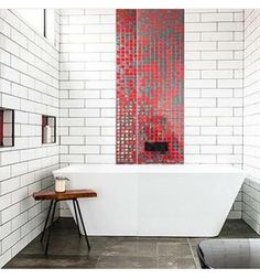 Freestanding Bathtub, Clawfoot Bathtub, Beaumont Tiles, Feature Tiles, Bathroom, Instagram Posts, Freestanding Tub, Washroom, Full Bath
