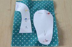 Como hacer zapatos de niña | Todo Manualidades