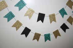 black gold and turquoise party - Google Search