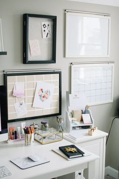 my work space the small things blog