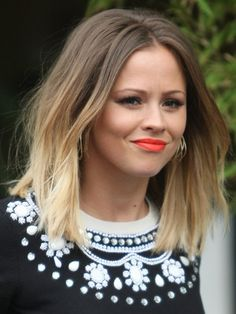 caroline flack hair - Google Search