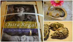 L'Esca, l' huître Ostra Regal www.ostra-regal.com
