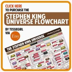 Tessie Girl: The Stephen King Universe Flowchart Update (including The Gunslinger series)