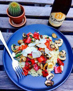 #food #perfectsetup #foodiegram #foodstagram #foodography #foodpassion #belgianbeer #belgium #ghent #gent #tbt #dinner #foodporn #instafood #instafoodie #nomnomnom #colours