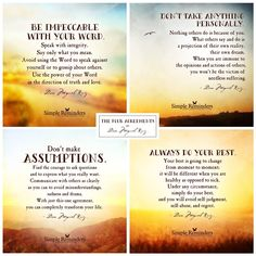 The Four Agreements Don Miguel Ruiz Summary The Four Agreements Ron Palinkas. The Four Agreements Don Miguel Ruiz Summary The Four Agreements Book Sum. Great Quotes, Quotes To Live By, Life Quotes, Inspirational Quotes, Awesome Quotes, Motivational Quotes, Book Quotes, Simple Reminders Quotes, Reminder Quotes