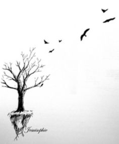 Possible tree tattoo