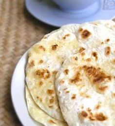 Receita de Chapati ( Pão Indiano ) - Receitas de Comidas