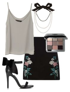 Simple Class by m-isa-bell on Polyvore featuring Dorothy Perkins, Miss Selfridge, Lanvin and Bobbi Brown Cosmetics