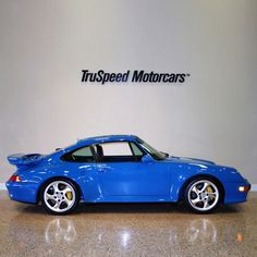 Cool Porsche 2017: Jerry Seinfeld's 1997 Porsche 993 Turbo S...  Nice rides Check more at http://carsboard.pro/2017/2017/03/05/porsche-2017-jerry-seinfelds-1997-porsche-993-turbo-s-nice-rides/