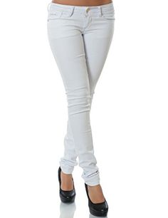 awesome Damen Hose Skinny (Röhre weitere Farben) No 13813, Farbe:Weiß;Größe:36 / S Check more at https://designermode.ml/shop/77028031-bekleidung/damen-hose-skinny-roehre-weitere-farben-no-13813-farbeweissgroesse36-s/