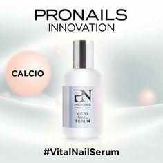 Scopriamo insieme #VitalNailSerum e tutti i suoi 6 componenti... #6 il CALCIO che come sicuramente saprete è indispensabile  alla crescita e alla salute delle unghie. VitalNailSerum il trattamento naturale che ripara protegge e rigenera! #pronailsitalia #pronails #loveyourhands #sopolish #nails #nailscare by pronails_italia