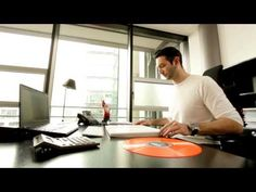 ▶ Back to Vinyl - The Office Turntable - YouTube
