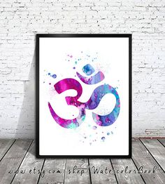 Yoga SET aquarelle art imprimé en bleu et violet, aquarelle de Bouddha, art de Bouddha, l'Om symbole Yoga art, acheter 2 Get 1 FREE!!! Offre spéciale,  Achetez deux Get one FREE ! Offre spéciale ! Acheter deux imprimé et en obtenir un gratuitement (de la même taille). Menvoyer les liens des 3 affiches que vous avez choisi dans la section « notes de vendeur » Vous recevrez les trois tirages que vous avez sélectionnés pour le prix de 2.   Vous y trouverez des reproductions darchives de mes…