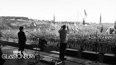 Glastonbury festival !