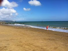 Shanklin, Isle of Wight - I've been here! Beautiful beach xx