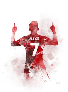 Alexis Sanchez Arsenal, Soccer Season, Messi And Ronaldo, Real Madrid Football, Celtic Fc, Football Art, Manchester United Football, Football Wallpaper, Arsenal Fc