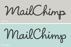 The MailChimp Logo Gets A Subtle But Refreshing Makeover // Jessica Hische