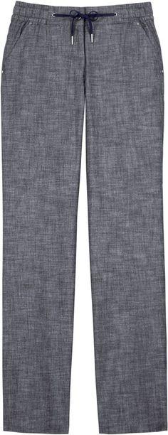Collection L. Hose mit Kordelzug ab 34,99€. Sportive Hose, Baumwolle, Mit bequemem Dehnbund, Gesäßtaschen sind mit Nieten verziert bei OTTO