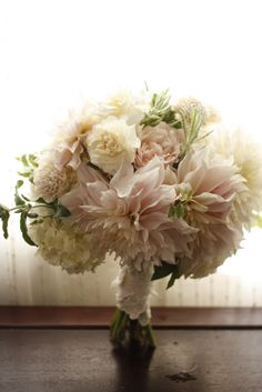 I love this for the bridal bouquet! I think we already have lots of similar inspiration but I had to pin it!