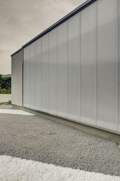 Whyte polycarbonate facade