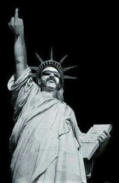 Statue of Lemmy