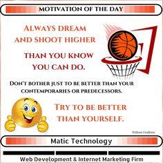 #motivation of the day Don't be afraid to be #amazing. #marketingcompanies #indore #india #unitedstates