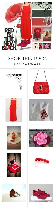 """The new black"" by nanitas23 ❤ liked on Polyvore featuring Nintendo and Charles Jourdan"