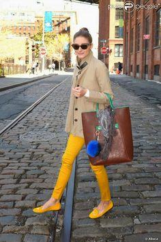 The Olivia Palermo Lookbook : Olivia Palermo Snapshots