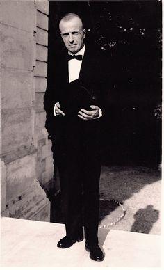 """Charles Mallison, """"Michel Leiris"""", 1950."""