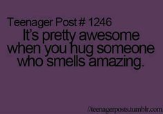 especially when that person is your crush