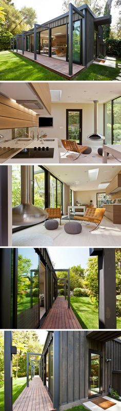 HIGHTREE SHIPPING CONTAINER HOUSE  There are 10 things you should do and 10 you should not do when building with shipping containers.  With rising cost of building, more and more people want to do DIY projects. One of the easies ways is to add Shiiping Container Homes to your DIY list.