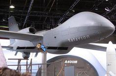 Drone : Dassault, EADS et Finmeccanica lèvent le voile sur leur projet
