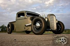 1935 ford pickup hot rod | The Hot Rod Feed - Hot rods and Custom cars September 2014