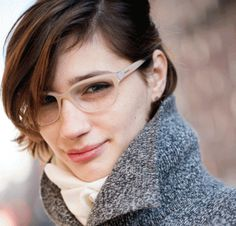 Faces by The Sartorialist: specs by Tiffany & Co.