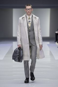 Men's fashion and accessories - Preview FW 2016 - Fashion Show Collection - Versace 2016