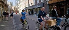 Heffers as it is today Cambridge, Street View, Paisajes